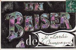 Saint Martin La Campagne - France