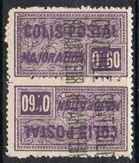 ALGERIE COLIS POSTAL N°13 N* En Paire Tête-bêche - Algérie (1924-1962)