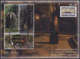 NUEVA ZELANDA 2002 Nº HB-159 USADO - Nueva Zelanda