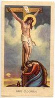 Santino GESÙ CROCIFISSO (Marcato ED. G.MI 199) - PERFETTO HCP-25 - Religion & Esotérisme