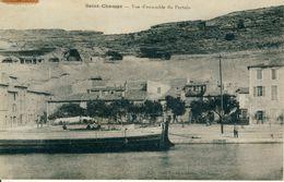 Saint-Chamas  Vue D'ensemble Du Pertuis  Cpa - France