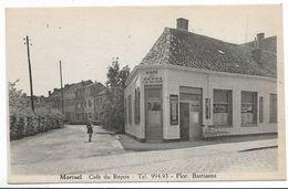 CPA PK  MORTSEL  CAFE DU REPOS - Belgien