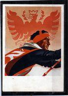 453-AUSTRIA 1936-FIS*WELT-KAMPPE INNSBRUCK 20 FEBR.1936-POSTCARD - Jet-Ski