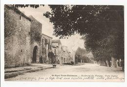 26 Saint Paul Trois Chateaux, Boulevard Des Platanes, Porte Jupiter (1886) - France