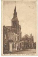 Wijgmael--Pastorij En Kerkzicht--Vue Sue L'Eglise Et Presbytère - Belgique