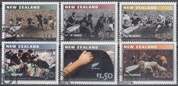 NUEVA ZELANDA 2003 Nº 2018/23 USADO - Usados