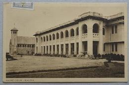 Alte AK Leopoldville, Pensionnat Du Sacre-Coeur De Kalina Siehe Scan(LS26 - Hotels & Gaststätten