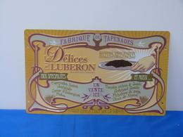 """Plaque Métal """"BIERE LION'S SCOTCH"""" - Advertising (Porcelain) Signs"""