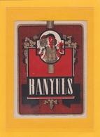 5 ANCIENNES ETIQUETTES NEUVES De MADERE Et De BANYULS ( 2 De Madère & 3 De Banyuls) - Etiquettes