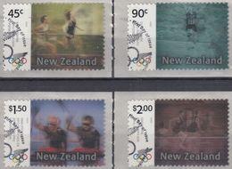 NUEVA ZELANDA 2004 Nº 2104/07 USADO - Nueva Zelanda