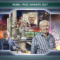 Maldives 2018 Nobel Prize Winners Chemistry S/S MLD18113b - Famous People