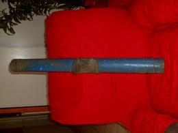 - Très Vieux Carquois En Zinc - Tir à L'Arc