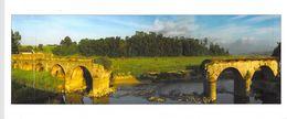 50 - HEUGUEVILLE - Pont De La ROQUE - Format: 10x23cm Photo Laurent Reix - France