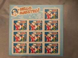 Feuillet Hello Maestro Neuf - Unused Stamps