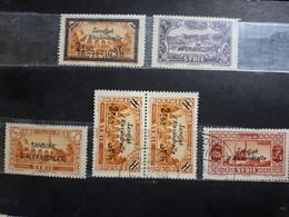 Turkey, Sandjak Alexandrette& Hatay ,(Ataturk) 6 Stamps... - 1934-39 Sandjak Alexandrette & Hatay