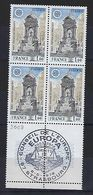 "FR Coins Datés FDC YT 2008 "" EUROPA "" Neuf** Strasbourg 6.5.1978 - Coins Datés"