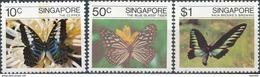 Singapore  Butterflies - Vlinders