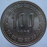 South Korea 100 Won 1975 UNC/gUNC - Korea, South