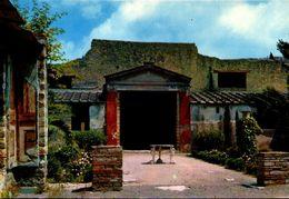 ERCOLANO - Casa Dei Cervi - Giardino - Ercolano