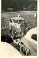 Photo Stock-Car RR 1954 - Automobiles