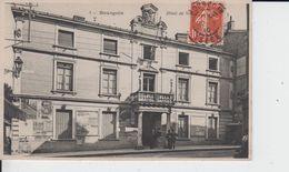 ISERE - 1 - BOURGOIN - Hôtel De Ville - Bourgoin