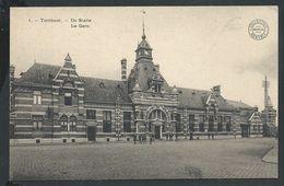 +++CPA - TURNHOUT - De Statie - La Gare   // - Turnhout
