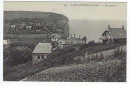 Saint Pierre En Port Fécamp Vue Générale N° 200 - Fécamp