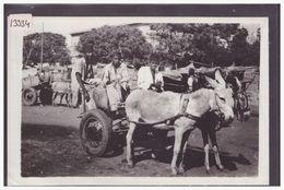 PAKISTAN - KARACHI - ATTELAGE - TB - Pakistan