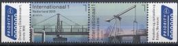 Nederland – 26 Maart 2018 – PostEurop2018 - Draaibrug Dedemsvaart /Kwakelbrug Edam  – Brug/bridge/Brüc - Bruggen