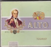 Alto Tourist - Boites à Tabac Vides