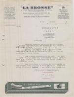 75 18 922 PARIS SEINE 1930 LA BROSSE MASSE DEHAMME DELETTRE THOMAS BATARDY Usine NOAILLES CAUVIGNY FERCOURT TRACY MONT - France