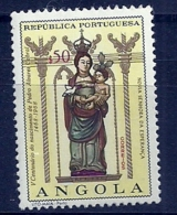 Angola 1968 500th Anniv Birth Pedro Alvares Cabral Navigator Possession Brazil For Portugal Our Lady Of Hope Mint No Gum - Explorers
