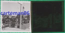 Maroc - Casablanca - Photo Et Négatif - Exposition De Matériel De Travaux Publics - Africa