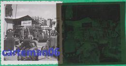 Maroc - Casablanca - Photo Et Négatif - Exposition De Matériel De Travaux Publics - H.....mam & Vevey - Africa