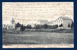 Bastogne. Vue Sur Le Séminaire ( Couvent Bethléem-Sœurs Récollectines XVII è S.). 1905 - Bastogne