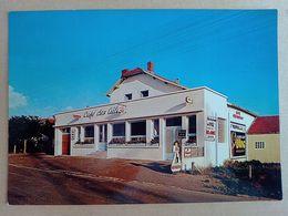 44 BOUGUENAIS CAFE RESTAURANT DES  AILES PATRON CHEF DE CUISINE RTE DE CHATEAU BOUGON TEL  75 60  45 - Bouguenais
