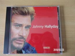 CD - Johnny Hallyday - Les Talents Du Siècle Volume 3 - Rock