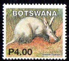 2002, Botswana, Fourmilier, Fourmi, Faune - Botswana (1966-...)