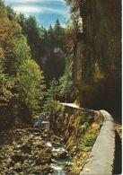 2 Cartes Postales. LE VERCORS. Route De VILLARD-DE-LANS à PONT-EN-ROYANS. Les Gorges De La Bourne.  (scan Verso) - Villard-de-Lans