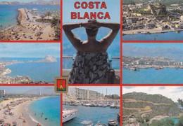 COSTA BLANCA - Carte Multivues ( Diversos Aspectos) - - Espagne