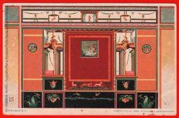 Italy Fresco Painting Foreign Pure Pompeii D78 - Pompei