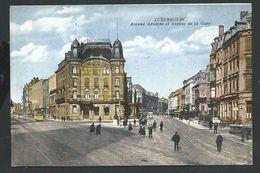 +++CPA - LUXEMBOURG - Avenue Adolphe Et Avenue De La Gare    // - Luxembourg - Ville