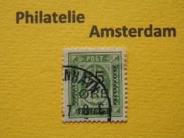 Denmark 1912, 35 Ø Overprint: Mi 60, - Used Stamps