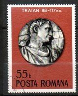 ROUMANIE  Empereur Trajan 1975 N°2901 - 1948-.... Republics