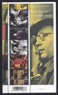 3678 3682 ART BL145 PL4 Bloc Xx   Cinéma Henri Stock 1-9-2007   €5 - Belgium