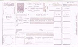 Bollettino Pacchi Italia Regno Kingdom P56 O P56A Nuovo Perfetto, Mint Perfect - 1900-44 Vittorio Emanuele III