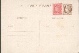Entier 2,5 Francs  Cérès De Mazelin - Postal Stamped Stationery