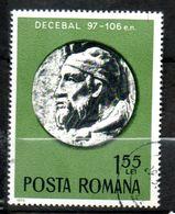 ROUMANIE  Decebalus 1975 N°2903 - 1948-.... Republics