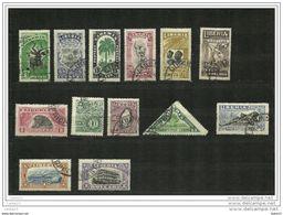 (24.03) LIBERIA   1918 - Liberia