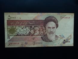 IRAN : 5000 RIALS  ND (1993-)  P 145b   TB - Iran